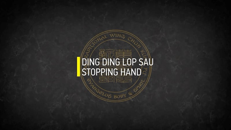 DING DING LOP SAU STOPPING HAND A3