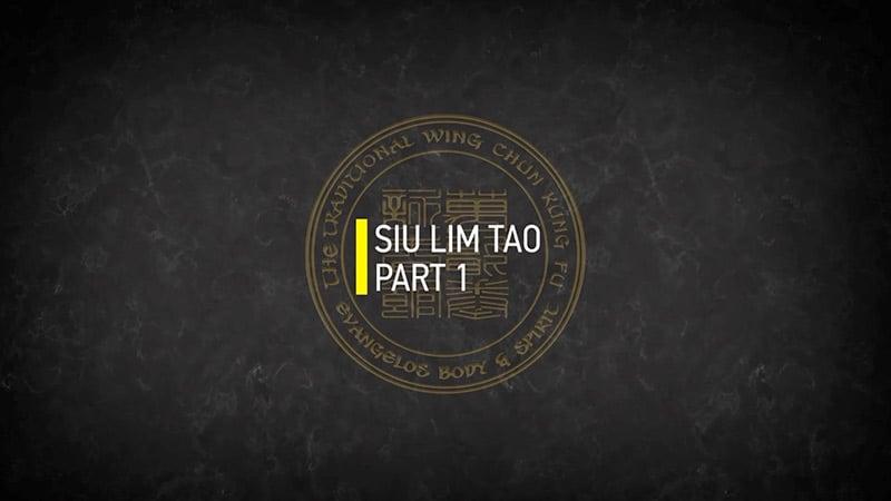 SIU LIM TAO PART 1