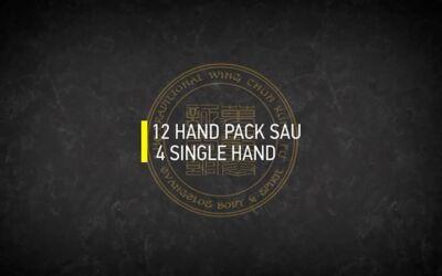 12 HAND PAK SAU4 SINGLE HAND