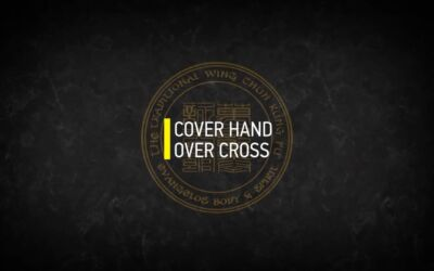 COVER HAND CROSS OVER